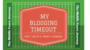 My Blogging Timeout